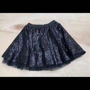 Children's place sparkling girls skirt